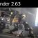 Blender lanza su versión 2.63 con nuevas funciones
