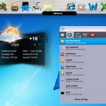 RocketDock: La barra de Mac para Windows