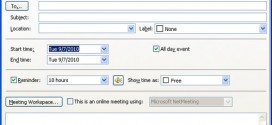 Conservar filtros en outlook